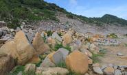 Bị tịch thu gần 1 tỉ vì đào đất lậu tại núi Bà Đen