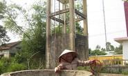 Lãng phí công trình nước sạch tiền tỉ
