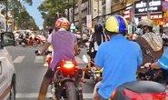 Điên đầu vì tiếng mô tô