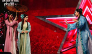 Nhóm kịch diễn Thanh Xà - Bạch Xà vào bán kết Tài năng Việt