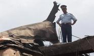Máy bay Ukraine rơi, 7 người chết