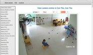 Nhiều camera IP tại Việt Nam bị chia sẻ