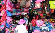 Thị trường mùa khai giảng: Hàng Việt áp đảo