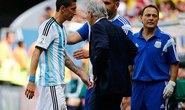 Di Maria nghỉ, Messi thêm nặng gánh