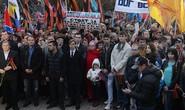 "Ukraine bị tố ""diệt chủng"""