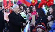 Quan hệ Việt - Nga phát triển mạnh mẽ
