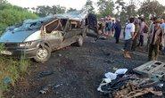 Ô tô đua tốc độ tông xe máy gãy rời, 12 người thương vong