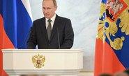 Tổng thống Putin tự tin