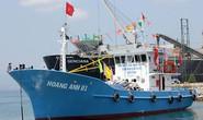 Quảng Ngãi: Bàn giao tàu vỏ thép đầu tiên cho ngư dân
