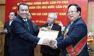 6 người được tặng Huân chương Vương quốc Campuchia