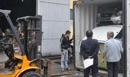 Tạm giữ 12 ô tô đội lốt máy kéo cập cảng Hải Phòng