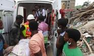 Sập nhà thờ Nigeria, chìm tàu Indonesia, hơn 54 người thiệt mạng