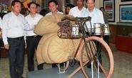 Ngắm xe đạp thồ chở 345,5 kg lên Điện Biên Phủ