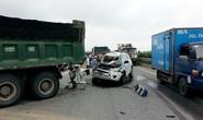3 CSGT Hà Nội tử nạn trên đường cao tốc Pháp Vân-Ninh Bình