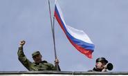 Lực lượng thân Nga chiếm căn cứ hải quân Ukraine