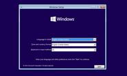 Cách cài đặt Windows 10 Technical Preview