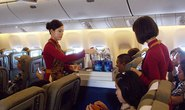 Bắt trộm... trên máy bay