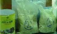 Ma túy ngụy trang trong hộp trà