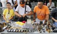 Chợ đồ cũ ngàn đô hút hồn người Sài Gòn