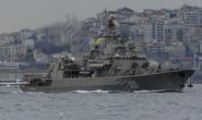 Soái hạm Ukraine trá hàng Nga?