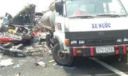 Vụ tai nạn trên đường cao tốc TP HCM - Trung Lương: Điều tra tài xế xe bồn
