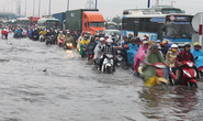 Hàng loạt dự án chống ngập ở TP HCM
