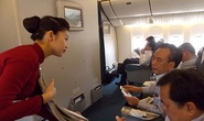 Nhọc nhằn tiếp viên hàng không