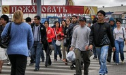 """Nga đối phó """"hiểm họa da vàng"""": Làm ăn bất hợp pháp"""