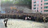 Triều Tiên: Sập tòa nhà 23 tầng, vài trăm người có thể thiệt mạng