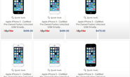 Apple mở bán iPhone 5 giá mềm trên eBay