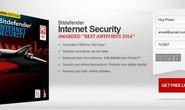 Bản quyền phần mềm bảo mật từ BitDefender