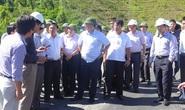 Bộ trưởng Đinh La Thăng: Đường thế này mà thu tiền của dân à?