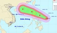Bão giật cấp 14-15 tiến nhanh vào Biển Đông