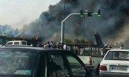 Rơi máy bay Iran, ít nhất 38 người thiệt mạng
