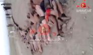 IS khoe đã hành quyết 200 binh sĩ Syria
