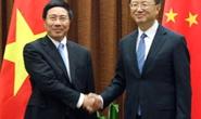 Ủy viên Quốc vụ viện Trung Quốc Dương Khiết Trì sang Việt Nam