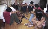 Tổ chức sinh nhật cho kiều nữ bằng tiệc ma túy đá