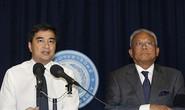 Toà án Thái Lan  tha hai ông Suthep, Abhisit