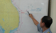 Di chuyển giàn khoan 981, tàu Trung Quốc chĩa súng đe dọa tàu Việt Nam