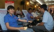 535 CNVC-LĐ Samco tham gia hiến máu nhân đạo
