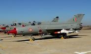 Không quân Ấn Độ chặn máy bay Thổ Nhĩ Kỳ
