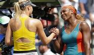 Sharapova trắng tay trước Serena, Berdych đánh bại Dolgopolov