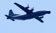 Máy bay quân sự Trung Quốc quần thảo nhiều giờ trên tàu Việt Nam