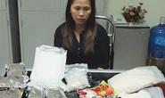 Kiều nữ giấu 5 kg ma túy đá trong đồng hồ tranh điện tử