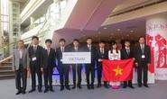 Cả 8 học sinh Việt Nam giành giải tại Olympic Vật lý châu Á