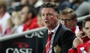 HLV Van Gaal lên kế hoạch chia tay Man United