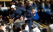 Phản đối Trung Quốc, hàng chục người Đài Loan bị bắt