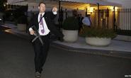 Nhà Trắng lại sơ tán vì kẻ xâm nhập