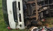 Tông chết 2 người đi xe máy, tài xế xe tải rời khỏi hiện trường