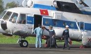 Việt Nam tăng cường thêm trực thăng tìm máy bay Malaysia